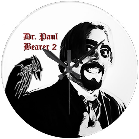 dr paul bearer clock