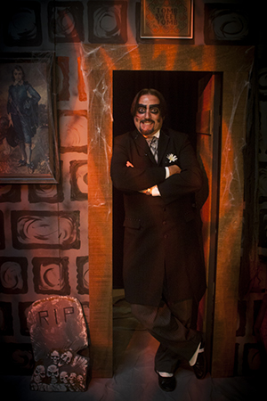 Dr. Paul Bearer
